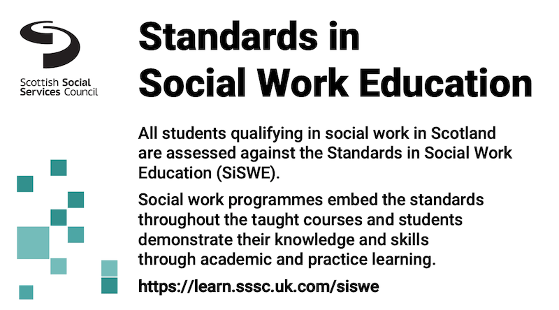 Standards in Social Work Education