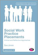 Social Work Practice Placements, book cover